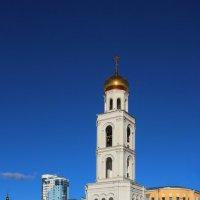 Колокольня монастыря :: leoligra