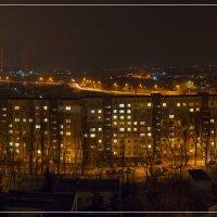 Ночной город :: Denis Aksenov