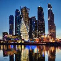 Moscow-Sity :: Алексей Некрасов