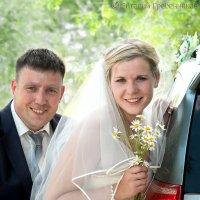Добрянская летняя свадьба :: Виталий Гребенников