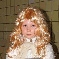 девочка с золотыми волосами :: Александр Rehc