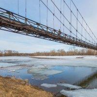 У моста :: Любовь Потеряхина