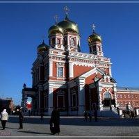 Покровская церковь в Саратове. :: Anatol Livtsov