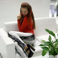 ой,это снова меня вон тот фотограф снял уже :: Олег Лукьянов
