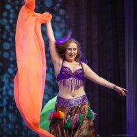 Восточные танцы :: Николай Бабухин