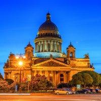 Собор преподобного Исаакия Далматинского :: Александр Неустроев