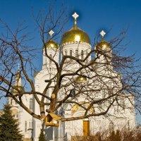 Преображенский собор в Дивеево. :: Виктор Евстратов