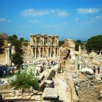 Библиотека в Эфесе :: Сергей Сметанин