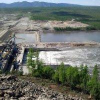 Стройка ГЭС :: Василий