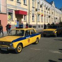 На марше :: Николай Дони