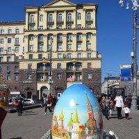 Пасха в Москве :: Ирина Князева