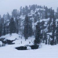 Снег идет :: sayany0567@bk.ru