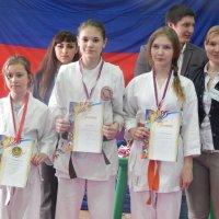 моя дочь опять чемпионка :: Светлана Фесенко