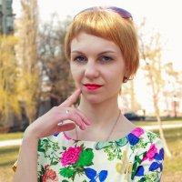 Александра :: Юлия Павличенко