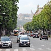 Воспоминания о Бергамо :: Михаил Лесин