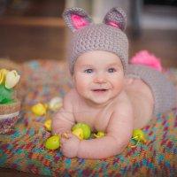 пасхальный кролик :: Инга Твердова (Вашкунайте)