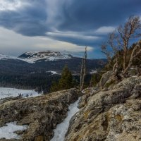В горах... :: Александр Хорошилов