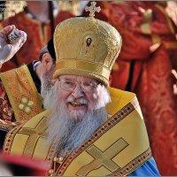 МИТРОПОЛИТ ВЛАДИМИРСКИЙ и СУЗДАЛЬСКИЙ ЕВЛОГИЙ: ХРИСТОС ВОСКРЕСЕ!!! :: Валерий Викторович РОГАНОВ-АРЫССКИЙ