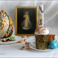 С Праздником Воскресения Христова! :: Anna Gornostayeva