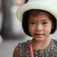Портрет маленькой вьетнамской девочки :: Елена