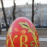 Пасха в Москве :: Юрий Бомштейн