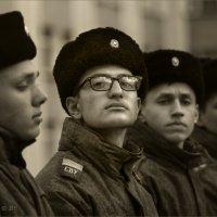 Суворовцы :: Виктор Перякин