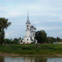Вологда. Сретенская церковь :: Николай
