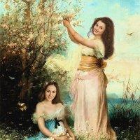 Весна пришла... :: Алена Савченкова