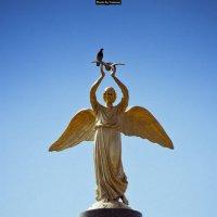 Скульптура «Добрый ангел мира» (Донецк) :: Ivan teamen
