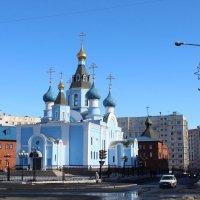 Норильск, апрель 2015 года :: victor maltsev
