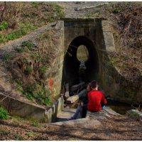 свет в конце тунеля - для двоих. :: алекс дичанский