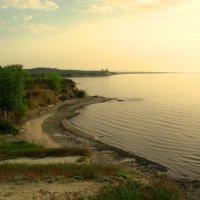 Рассветный берег :: Natali