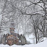 Колыбель земли Вятской :: Борис Гуревич