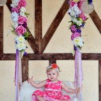 Фотосессия для маленькой принцессы :: Алёна Жила