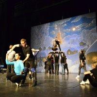 Репетиция в Германии. :: Александр Селезнев