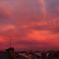 Из окна :: Константин Воробьев