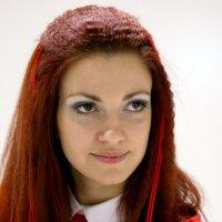 узнали-я другая шаловливая девушка :: Олег Лукьянов