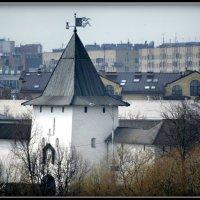 Вид на Рыбницкую башню (Башню святых ворот) от Гремячей башни. :: Fededuard Винтанюк