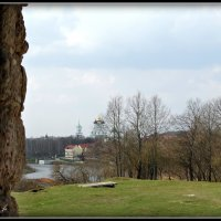 Вид на Троицкий собор от Гремячей башни. :: Fededuard Винтанюк