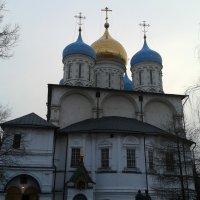 Спасо-Преображенский собор Новоспасского монастыря :: Аlexandr Guru-Zhurzh
