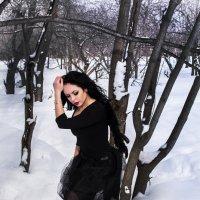 Black angel :: Елена Левчук