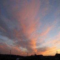 Наши закаты :: Вера Андреева
