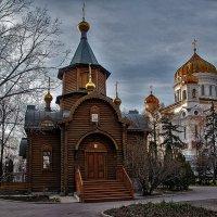 Храм и Часовня :: Ирина Шарапова