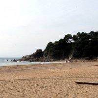 Осенний пляж :: Герович Лилия