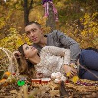 Осеннее настроение молодых Кристины и Игоря :: aspirinka86 Спирина