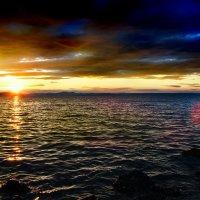 Летний Закат перед бурей :: Антон Кондратюк