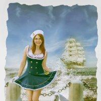 Море,лето,отпуск... :: Ирина Полунина