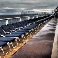 На палубе после дождя :: Vadim Raskin