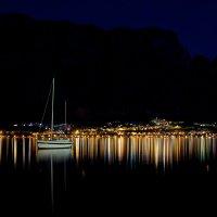 Лодка на воде :: Андрей Кучерявенко