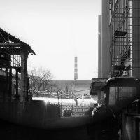 ...городские подворотни... :: Влада Ветрова